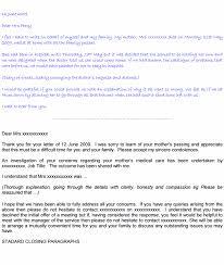 Complaints Letter To Hospital nhs complaints letter sle templates negligence claimline