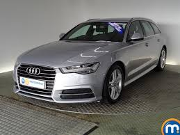 used audi a6 silver for sale motors co uk