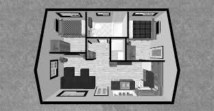 Free Online Floor Plan Maker 2 Bedroom 2 Bath House Plans 4 Terrific Black White House Plans