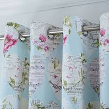 Vintage Eyelet Curtains Give Your Windows A Vintage Touch With These Charming Ready Made