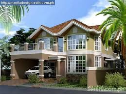 Small Two Story House 2 Story House With Balcony Small 2 Storey House Plans Wallpaper