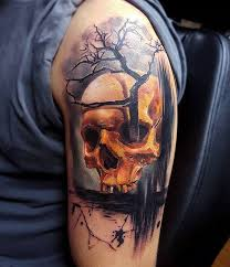 125 kick skull tattoos for men u0026 women wild tattoo art