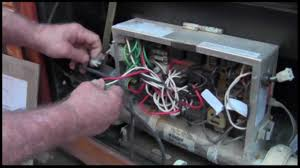 how to wire contactor and overload relay in wiring diagram