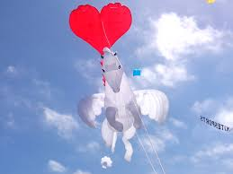 pegasus u2013 peter lynn kites