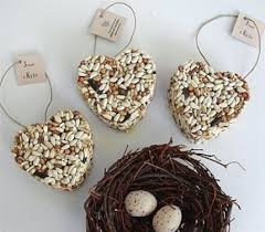 bird seed wedding favors wedwed eco freindly wedding favors