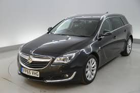 opel insignia sports tourer 2016 used vauxhall insignia elite estate cars for sale motors co uk
