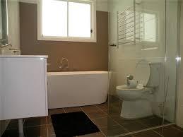 bathroom freestanding bath frameless glass shower screen heated