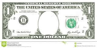 blank dollar bill template templates collection clip art library
