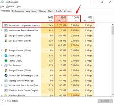 is pubg cpu intensive system and compressed memory high disk usage on windows 10 solved