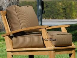Rocking Chair Cushions White Patio 38 Dark Black With White Cuhsion Wicker Chair Cushions