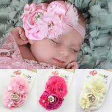 flower bands new handmade big flower with headbands quality