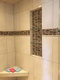 Shower Tile Installation Tile Shower Photo Gallery Degraaf Interiors