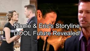 nichole on days of our lives with short haircut days of our lives spoilers nicole and eric s dool future revealed