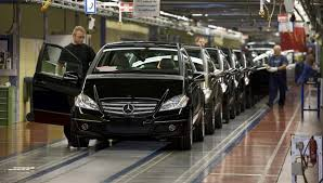 what country makes who and where makes mercedes cars brands