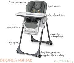 Boon High Chair Reviews Chicco Polly High Chair Review