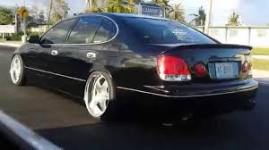 vip lexus curtains junction produce vip lexus 2gs rolling the streets of guam youtube
