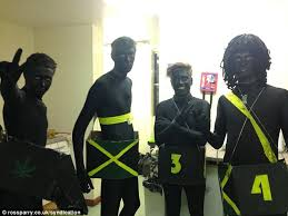 Jamaican Halloween Costume Ideas York University Students U0027black U0027 Offensive Cool Runnings