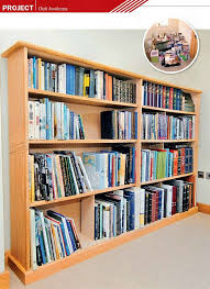 Free Woodworking Plans Small Bookcase by The 25 Best Bookcase Plans Ideas On Pinterest Build A Bookcase