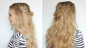 different hairstyles with extensions romantic prom hairstyle with luxy hair extensions missy sue youtube