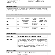 accountant resume format chartered accountant resume format freshers page 2 cv exles in