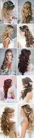 top 25 best wedding hairstyles for curly hair ideas on pinterest
