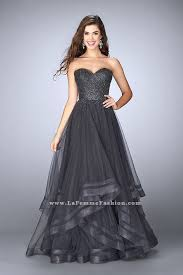 Evening Dresses For Weddings Prom Dresses La Femme