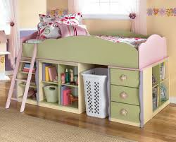 Ashley Furniture Kids Desk by Bunk Beds Loft With Desk Wayfair Full Over L Shaped Bed Storage