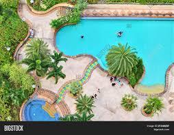 top view swimming pool image u0026 photo bigstock