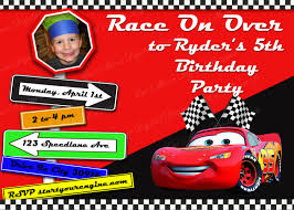 free birthday invitation card latest trend of cars invitation card 11 with additional create