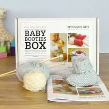 knitting kits for babies crochet and knit