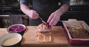 family guy thanksgiving episode guy makes thanksgiving sandwich from u0027friends u0027 episode