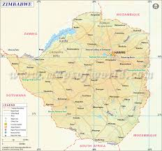 Blank Map Of South African Provinces by Map