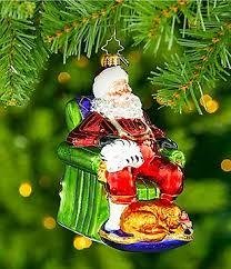 christopher radko holiday u0026 christmas ornaments dillards