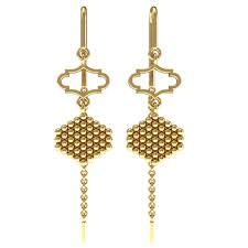 sui dhaga earrings buy sui dhaga earrings online designs lowest prices