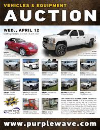 sold april 12 vehicles and equipment auction purplewave inc