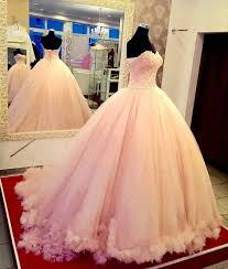 2017 custom charming blush pink prom dress sweetheart quinceanera