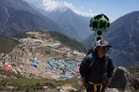 Yahoo Maps Street View Google Brings Street View To Mount Everest Region Techcrunch