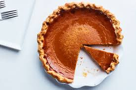 pescatarian thanksgiving recipes bourbon pumpkin pie recipe epicurious com