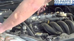 replace 2003 2008 toyota corolla ignition coil how to change