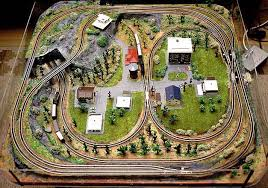 download model train table design plans free