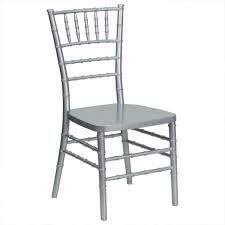 chair rentals miami silver chiavari chair rentals in miami
