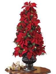 poinsettia tree make a poinsettia tree would to do this after christmas ps