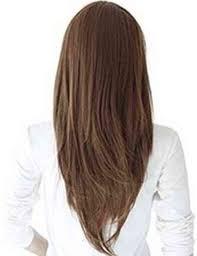 v cut layered hair straight v shape layered hair hair pinterest layered hair