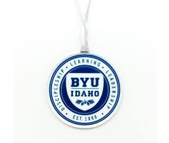 byu idaho store ornaments