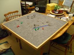 Game Tables Furniture Table Top Gaming Table Top 10 Steps With Pictures