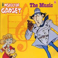 inspector gadget 4 inspector gadget music vinyl lp