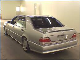 mercedes s600 amg 1995 mercedes s600l 6 0 amg limo auto trader imports