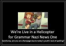 Grammer Nazi Meme - grammar nazi meme by 42dannybob on deviantart