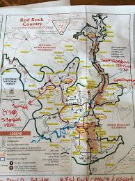 Sedona Map Sister Trip In Sedona Tilly And Fran