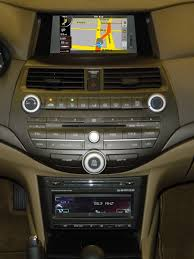 2010 honda accord crosstour accessories honda accord crosstour in dash entertainment system crosstour